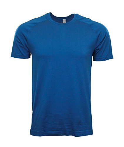 Lululemon Mens Whirlpool Blue Metal Vent Tech Short - Shirt Lululemon Running