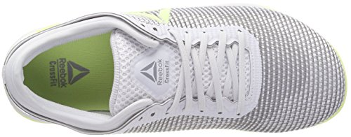 Zest Da Donna Zest Reebok lemon Spirit Scarpe white R Shadow Fitness 0 Nano spirit cool 8 Bianco White Crossfit aYqUw8YS