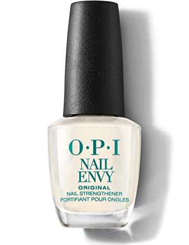 OPI Nail Envy Nail Strengthener, Original, 0.5 fl. oz. (Best Rated Nail Polish Brands)