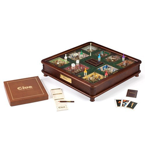 Clue Luxury Edition by Winning Solutions