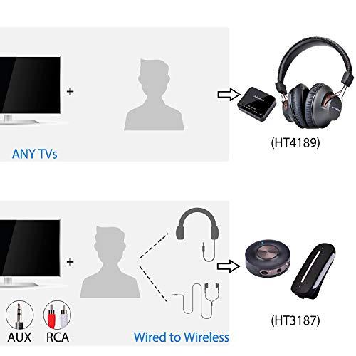 Avantree HT4189 Wireless Headphones image 4