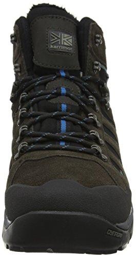 de Hautes Randonnée Bodmin Chaussures Homme Black Winter Karrimor Weathertite Noir RT7I1wRq