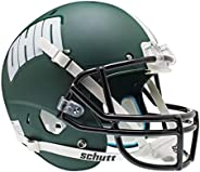 NCAA Ohio Bobcats Replica XP Helmet - Alternate (Matte Dark Green)