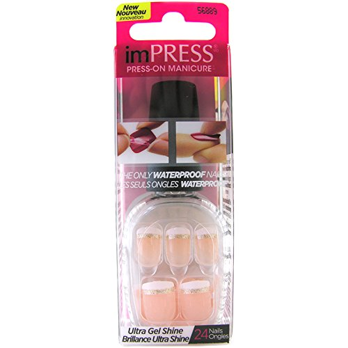 Broadway Nails Pick Me Impress False Nails Instant Manicure Kiss Products Inc. BIPD040C