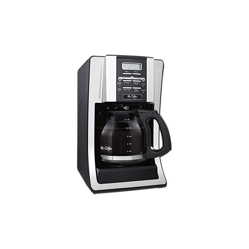 Mr. Coffee 12-Cup Programmable Coffee Ma