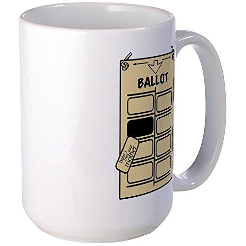 CafePress - HIMYM Hanging Chad Large Mug -