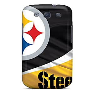 Samsung Galaxy S3 PGC19055qneN Custom Colorful Pittsburgh Steelers Series Best Hard Cell-phone Cases -JoanneOickle