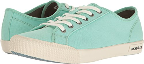 SeaVees Women's 06/67 Monterey Standard Fashion Sneaker, Sea Glass, 7.5 D - Arthur Amazon Glasses