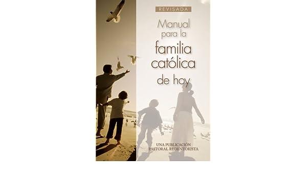 Amazon.com: Manual para la familia católica de hoy (Spanish ...