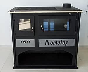 Para Cookin estufa horno con cristal prometey 11 kW - Praktik ...