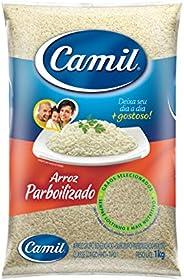ARROZ PARBOILIZADO TIPO 1 CAMIL PCT 1KG