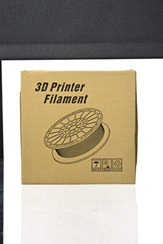 FlashForge FFDP-O 1.75mm PLA Orange 3D Printer Filament-N.W.:0.6 Kg Per Spool for Dreamer and Finder 3D Printers, Spool, 1.75 mm Diameter