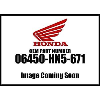 1995-2007 HONDA TRX350 TRX400 Rancher 350 OEM Front Brake Shoe Set 06450-HN5-671