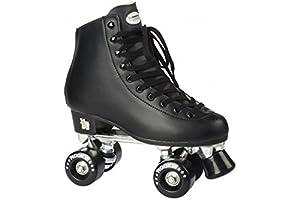 Rookie Classic Adult Roller Skates - Black