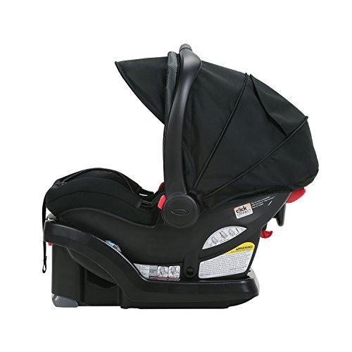 41uEBcnG69L - Graco SnugRide SnugLock 35 XT Infant Car Seat   Baby Car Seat, Gotham