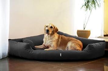 TR4 - 02 Juego de cama para perro Cama de esquina esquina cama para perro Sofá de Perro Cama para perro Talla L 100 cm Grafito: Amazon.es: Productos para ...