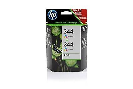 C9505EE HP Deskjet 6520 Cartucho de Tinta tricolora: Amazon.es ...