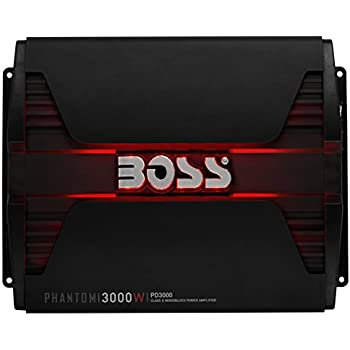 41uECXZvcXL._SL500_AC_SS350_ amazon com boss audio ph1500m phantom 1500 watt monoblock, class boss r1100m wiring diagram at edmiracle.co