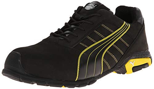 995450b8ea06fb PUMA Safety Men s Metro Amsterdam SD Black 9 W ...