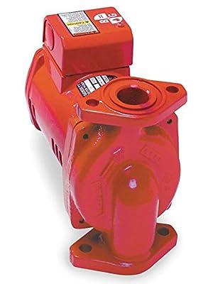 Bell & Gossett - PL-45 - 1/6 HP Cast Iron Maintenance Free Hot Water Circulator Pump