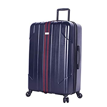 Image of Luggage Steve Madden B-2 Hard Case 28' Spinner Luggage (28in, B-2 Navy)