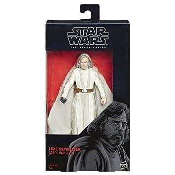 """The Last Jedi Star Wars 6/"""" Black Series Luke Skywalker Action Figure"""