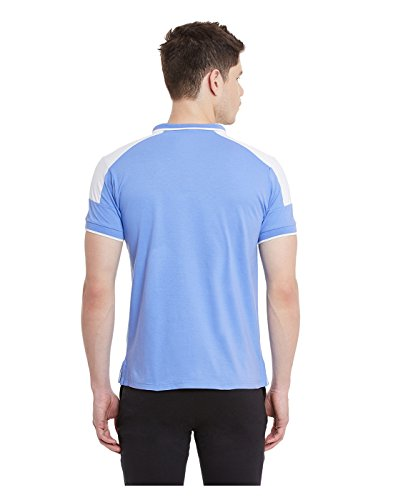Yepme - Kane High Performance Polo T-Stück - Blau