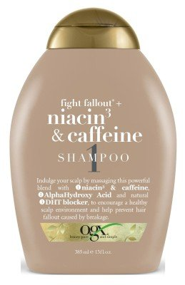 Price comparison product image Ogx Shampoo Niacin 3 & Caffeine 13oz (2 Pack)