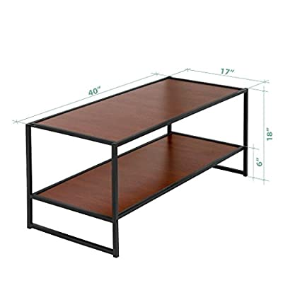 Zinus Modern Studio Collection TV Media Stand/Table