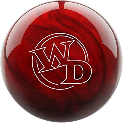 Columbia-300-White-Dot-PRE-DRILLED-Bowling-Ball-Scarlet-11lbs