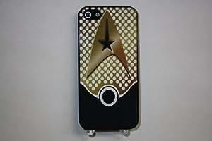 (520bi5) Star Trek Apple iPhone 5 Black Case