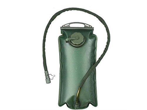 OVIIVO Bike 3L Hydration Bladder Backpack Water Bag Sports Bladder for Biking Cycling Travel Hiking (Green) by OVIIVO