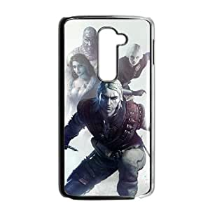 The Witcher LG G2 Cell Phone Case Black 53Go-090526