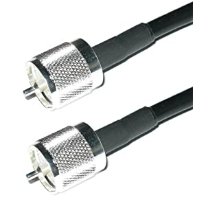 RG58 18-ft Low-Loss CB Antenna Cable   Made in the USA providing the strongest signal to your CB Radio