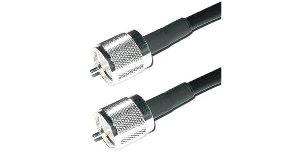 Amazon.com: MPD LMR-240 Jamón o la CB Radio Antena de cable ...