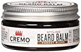 Cremo Styling Beard Balm,  Forest Blend -- Nourishes, Shapes And...