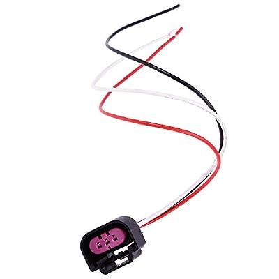 For GM E85 Flex Fuel Sensor Connector Pigtail Plastic Fuel Composition Ethanol E85-2: Automotive