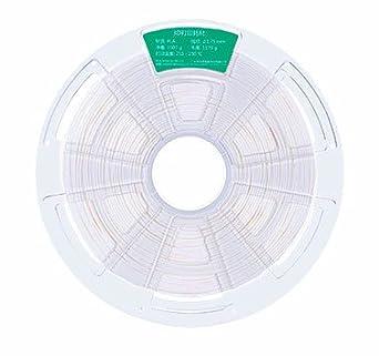 Filamento PLA 1000g 1,75mm para impresoras 3D (Blanco): Amazon.es ...