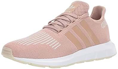 adidas Originals Womens Swift Run Pink Size: 5