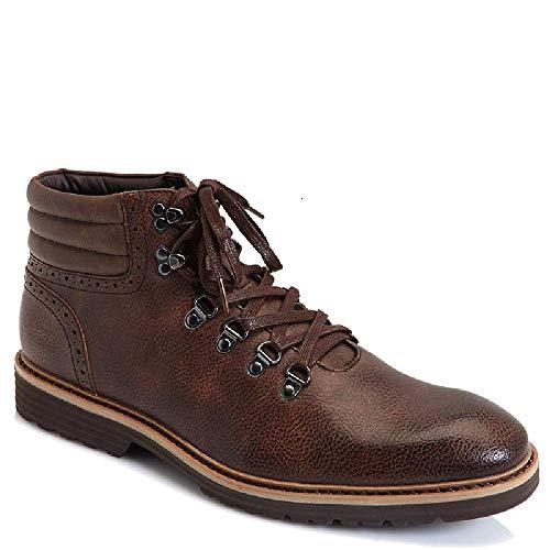 9cd5aa594c Van Heusen Zermatt Brown Men s Chukka Boots 10.5 US