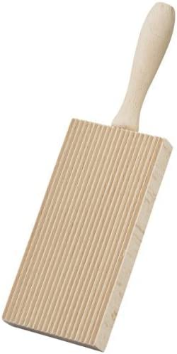 Wood Cuisinox Gnocchi and Cavatelli Board