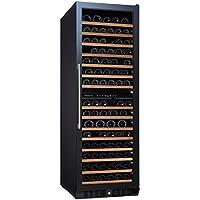 (DR) NFINITY PRO L Dual Zone 166-Bottles Wine Cellar, Wine Cooler w/ Full Glass Door (S1011)