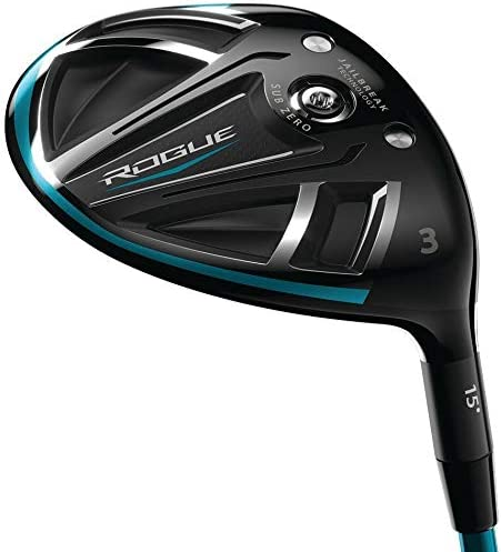 Callaway Golf Men s Rogue Sub Zero Fairway Wood