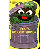 img - for Oscar's Grouchy Sounds (A Golden Sturdy Shape Book) book / textbook / text book