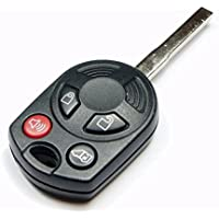 New Oem 4 Button Ford Transit Remote Key Part# 164R8126 W/New Duracell Battery