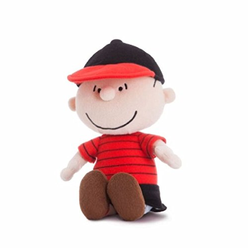 Characters From Charlie Brown - Aurora World 10-Inch Peanuts Linus