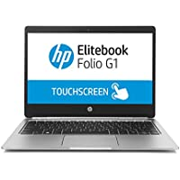 HP EliteBook Folio G1 - 12.5 UHD 4K Touch Notebook - Intel Core m7-6Y75, Intel HD Graphics 515, 256GB SSD, 8GB RAM, Windows 10 Pro - W0R84UT#ABA (Certified Refurbished)