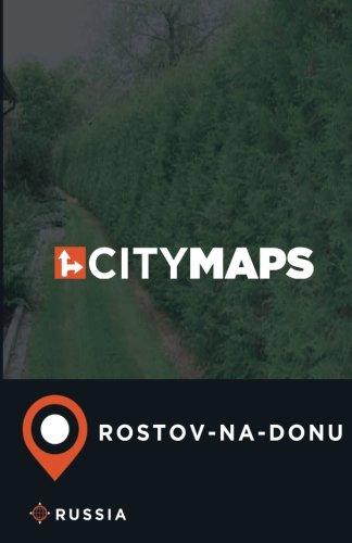City Maps Rostov-na-Donu Russia