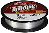 Berkley Trilene XL Smooth Casting Monofilament Service Spools (XLPS8-15), 110 Yd, pound test 8 - Clear