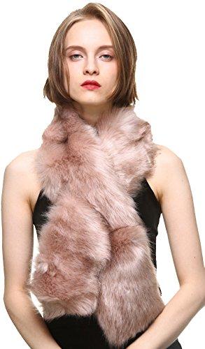 New Fox Fur Headband - 6